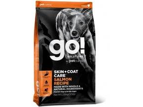 GO! Skin and Coat Salmon Dog Food 11,4kg na aaagranule