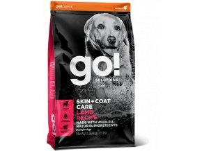GO! Skin and Coat Lamb Dog Food 11,4kg na aaagranule