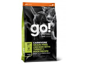 GO! Carnivore GrainFree Puppy Dog Food 10kg na aaagranule