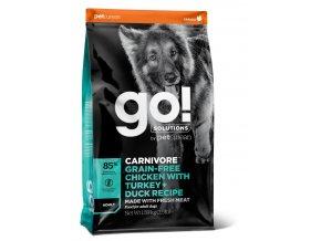 GO! Carnivore GrainFree Adult Dog Food 10kg na aaagranule