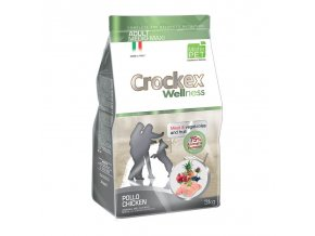 Crockex Adult Chicken and Rice 12 kg na aaagranule
