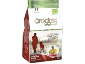 Crockex Adult MINI Lamb 7,5kg na aaagranule