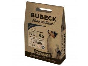 BUBECK No.86 Lammfleisch Junior 12,5 kg na aaagranule