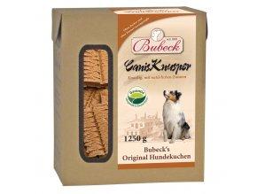 BUBECK Canis Knusper 1,25 kg na aaagranule
