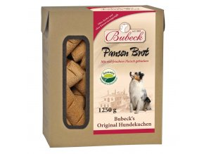 BUBECK Pansen Brot 1,25 kg na aaagranule