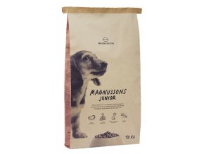Magnusson Meat&Biscuit JUNIOR 10kg na aaagranule.cz