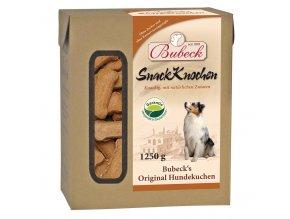 BUBECK Snack Knochen 1,25 kg na aaagranule