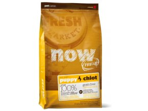 NOW FRESH Grain Free Puppy DF 11,33 kg