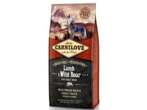 Carnilove Dog Lamb & Wild Boar