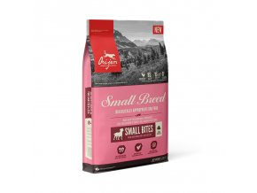 Orijen Small breed 4,5 kg na aaagranule