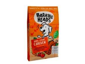 BARKING HEADS Bowl Lickin' Chicken 6,5kg na aaagranule