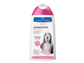 Francodex Šampon dlouhá srst pes 250ml na aaagranule