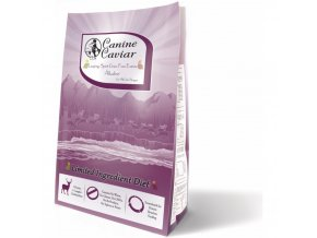 Canine Caviar Leaping Spirit GF Alkaline (zvěřina)10kg na aaagranule