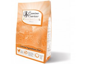 Canine Caviar Special Needs Alkaline (kuře) 10kg na aaagranule
