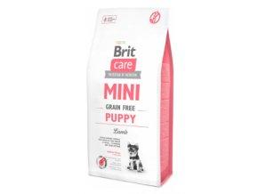 Brit Care Mini Grain Free Puppy na aaagranule