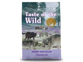 Taste of The Wild Sierra Mountain Canine 13 kg