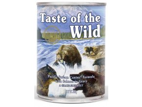 Taste of the Wild Pacific Stream Canine 375 g