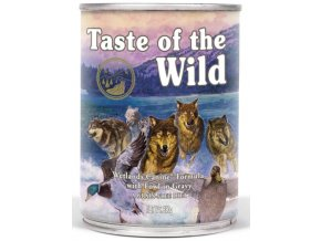 Taste of the Wild Wetlands 380 g