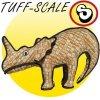 TUFFY Dinosaur MOOSASAURUS 2