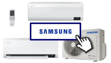 Klimatizace Samsung