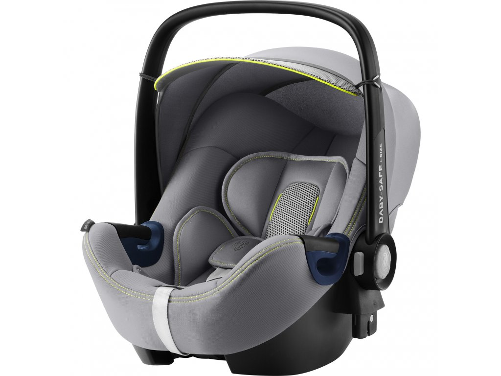 84293 autosedacka baby safe 2 i size cool flow silver