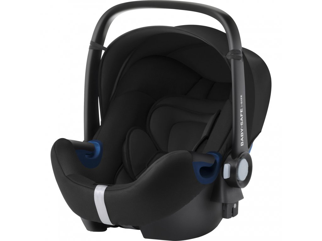 83933 autosedacka baby safe 2 i size cosmos black