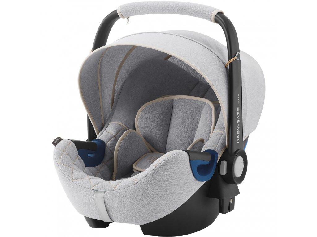 83837 autosedacka baby safe 2 i size nordic grey f