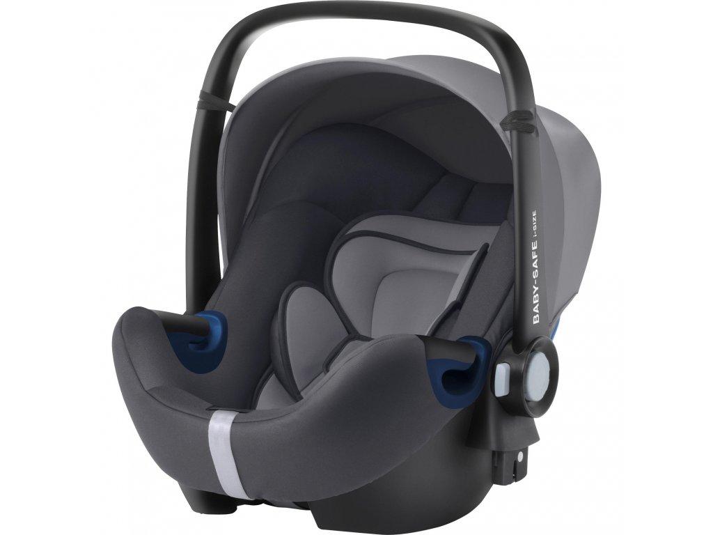 83939 autosedacka baby safe 2 i size storm grey