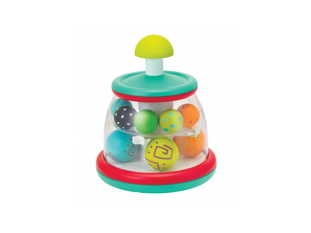 47267 b kids hraci pult s rotujicimi micky