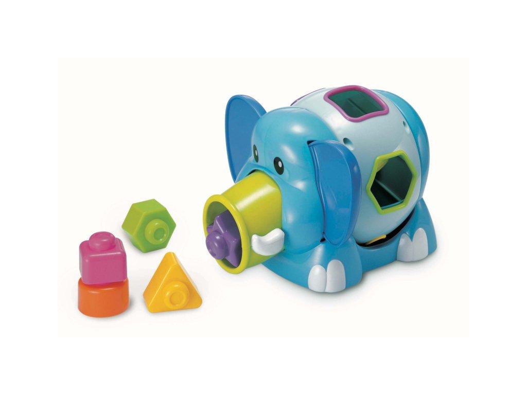 46031 b kids slon jumbo s vkladacimi tvary