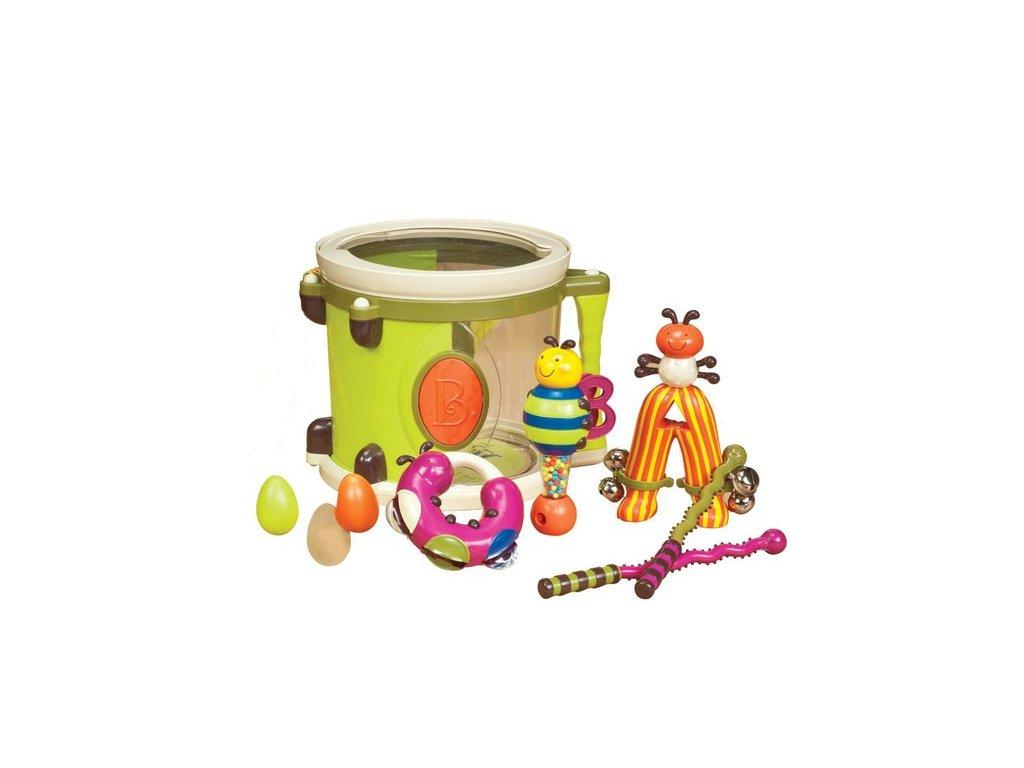 44360 b toys bubinek parum pum pum