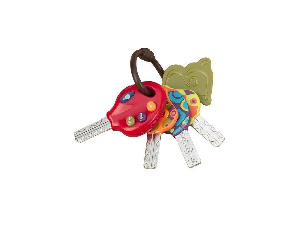 44594 b toys elektronicke klicky luckeys