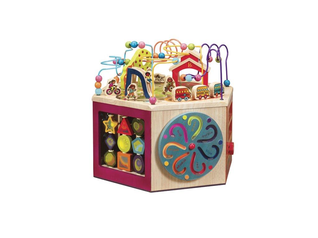 44927 b toys interaktivni hraci centrum youniversity
