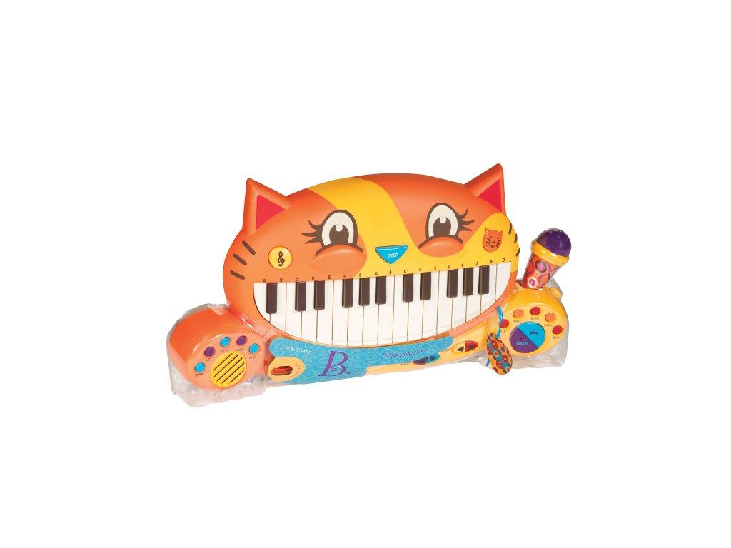 44438 b toys kocici piano meowsic