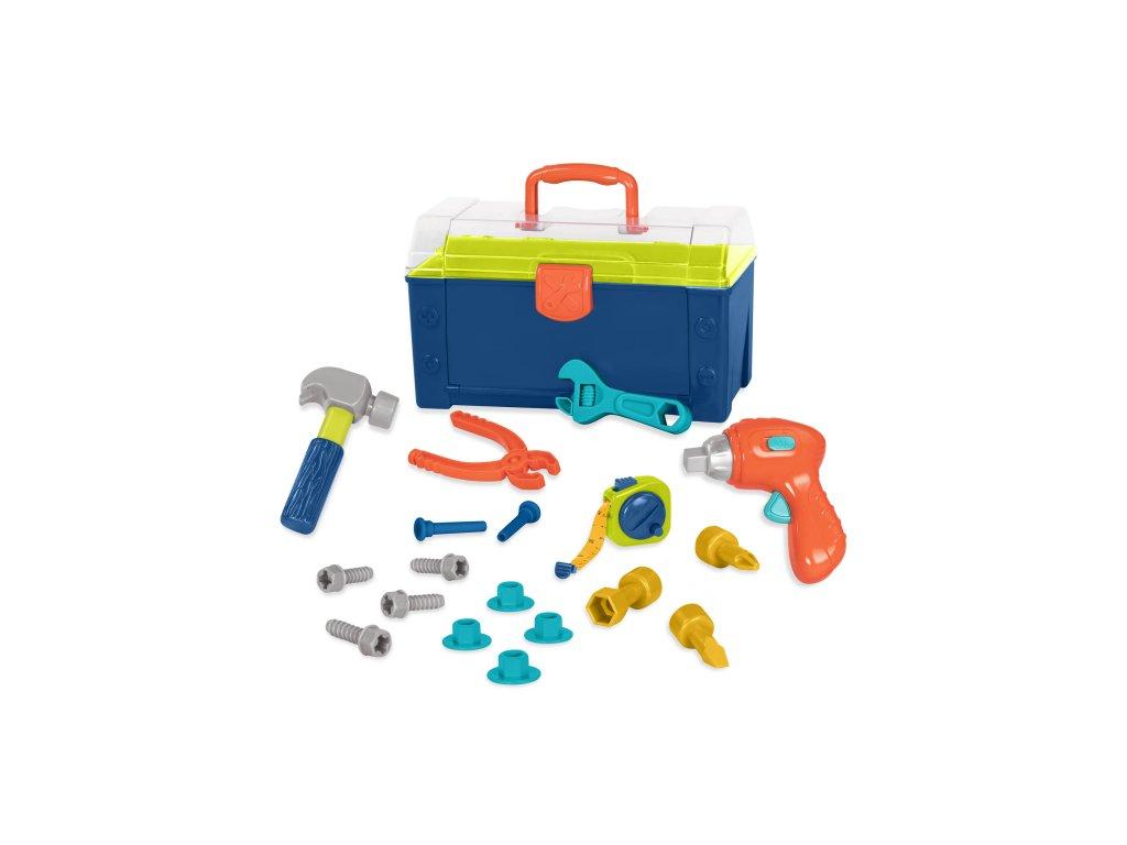 44084 b toys sada naradi v kufriku busy builder