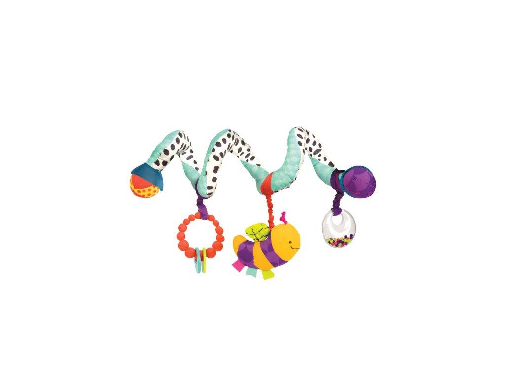 45218 b toys spirala na kocarek wiggle wrap