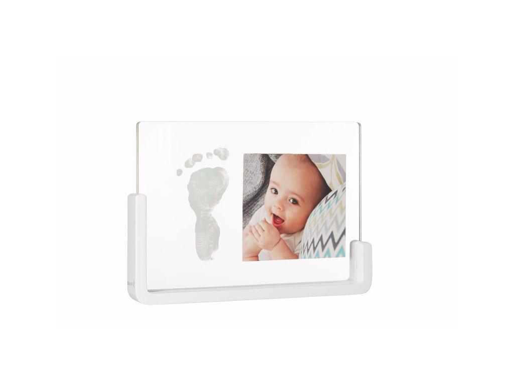 43922 baby art transparent frame crystal