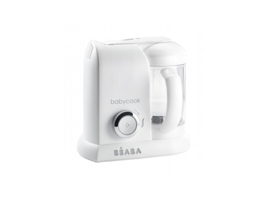 45989 beaba parni varic mixer babycook white silver