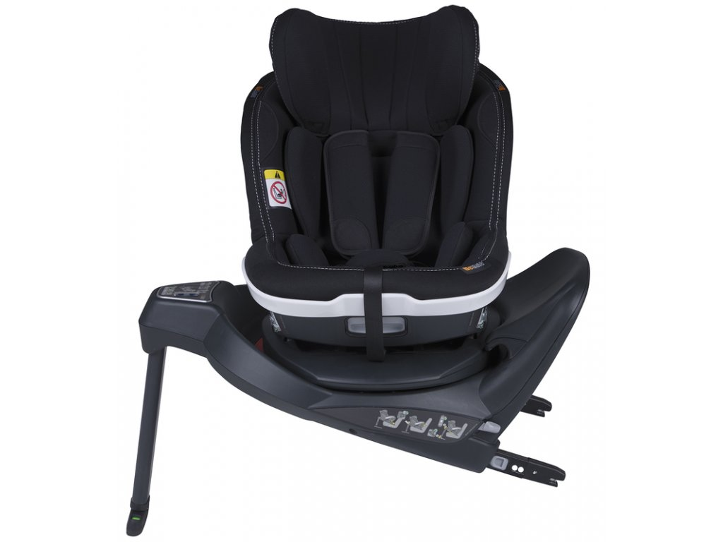 39797 besafe autosedacka 61 105 cm izi twist i size premium car interior black