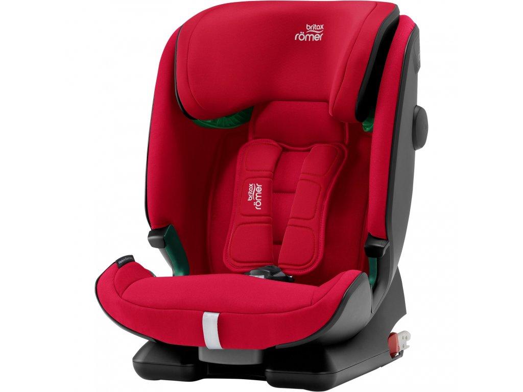 84392 autosedacka advansafix i size fire red