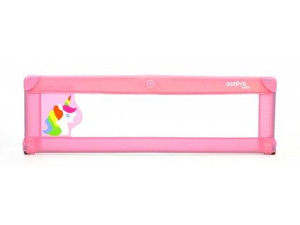 1018173 asalvo zabrana k posteli 140 unicorn pink