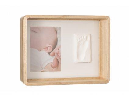 43709 baby art deep frame wooden