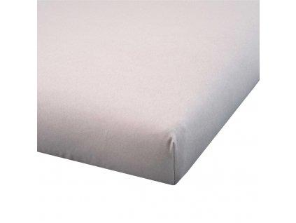 125492 esito detske antibakterialni prosteradlo jednobarevne 60 x 120 cm seda 60 x 120 cm esvpproantjba120