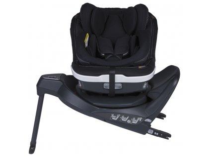 39779 besafe autosedacka 40 105 cm izi twist b i size premium car interior black