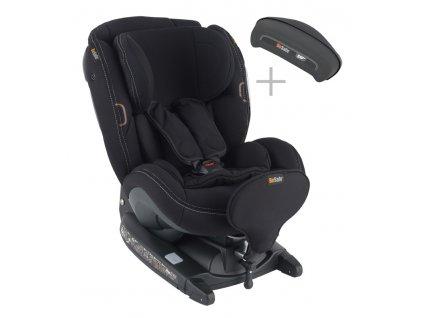 39716 besafe autosedacka 61 105 cm izi kid i size x3 premium car interior black
