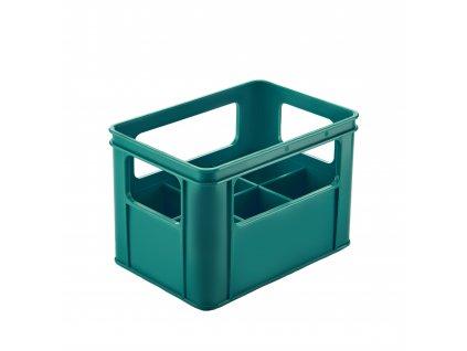 83222 box na kojenecke lahve deep peacock