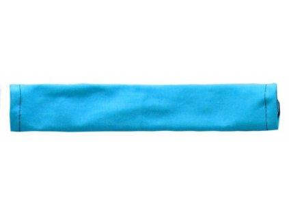 75473 potah na madlo detskeho kocarku emitex bavlna barva aqua