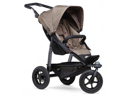 40136 tfk sportovni kocarek mono stroller air wheel brown