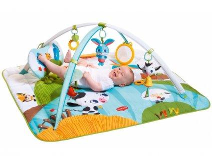 44000 tiny love hraci deka s hrazdou gymini kick play tiny farm