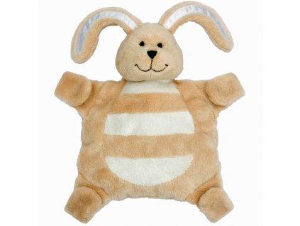 146414 usinacek a strazce dudliku maly kremovy bunny sleepytot